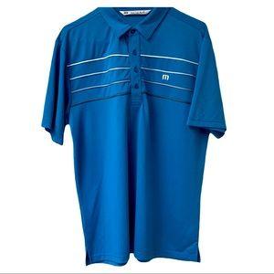 Travis Mathew Men's Par Tee Polo Golf  shirt